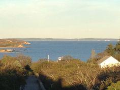 Island view, Cuttyhunk