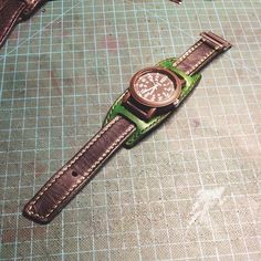 Army Watchband by Fugue works