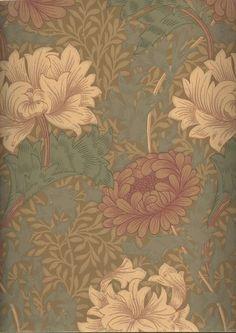 Chrysanthemum WM7612/3 / 3 rullaa - Seinäruusu - Verkkokauppa