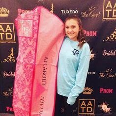 Congratulations Rebekah on finding your beautiful Zoey Grey prom gown! We definitely look forward to seeing photos you will look stunning thank you for choosing All About The Dress as your Prom go to #allaboutthedress #aatdbeauty #prom2017 #zoeygrey http://ift.tt/2obeiSk - http://ift.tt/1HQJd81