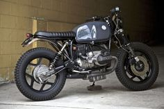 I fully appreciate just what these folks did with this especially designed Bike Bmw, Cafe Bike, Bmw Cafe Racer, Cafe Racers, Bobber Bikes, Bmw Motorcycles, Custom Motorcycles, Custom Bmw, Custom Bikes