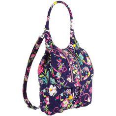 Vera Bradley Backpack Tote ($64)
