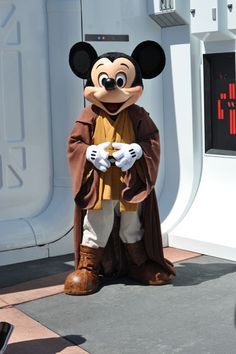 TIP:  Avoid Hollywood Studios during Star Wars Weekends -- UNLESS you're a HUGE fan.  The park will be extra crowded -- go to one of the other parks instead! 2013 dates: Every Friday, Saturday, and Sunday from May 17 to June 9.