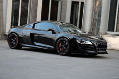 Audi R8 phantom! My dream - another car I would never pay so much for. Blacked out/phantom cars are my fav!