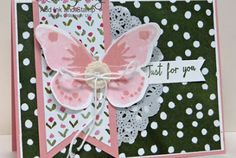 Pink Butterfly Just for you