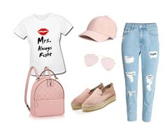 """""""Untitled #33"""" by nihanbr ❤ liked on Polyvore featuring H&M"""