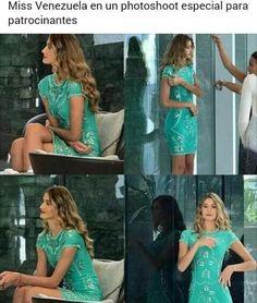 Mariam Habach Miss Venezuela en el Certamen de Miss Universe, sin duda fue tomad en cuenta en cada Sesión de Fotos y cada Evento que la organización  preparo, durante su estadía en Filipinas..