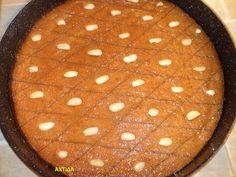 Greek Desserts, Greek Recipes, Greek Cookies, Cake Recipes, Tasty, Sweets, Vegetables, Food, Cakes