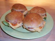 Pains à hamburger maison : la recette facile