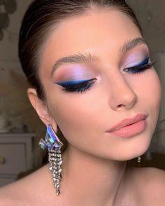 Ugly Makeup, Edgy Eye Makeup, Fancy Makeup, Eyeshadow Makeup, Eyeliner, Makeup Goals, Makeup Inspo, Makeup Art, Makeup Inspiration