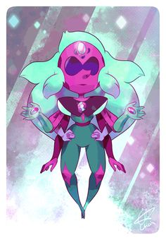 chicinlicin: Huzzah~ now I've got enough SU sparkly things to warrant making one…