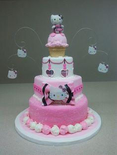 Торт Hello Kitty 46