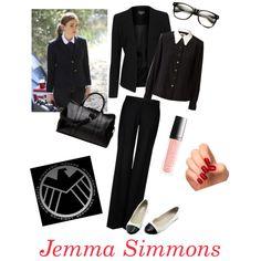Jemma Simmons Agents of Shield