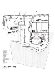 Ground Floor Plan -> Heydar Aliyev Center / Zaha Hadid Architects