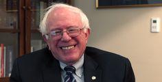 Sen. Bernie Sanders Hilariously Trolled the GOP on Ronald Reagan's Birthday