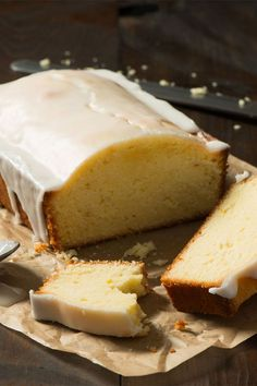 This lemon pound cake recipe is an easy cake recipe! Bake this simple, moist cake using lemon peel, sugar, and flour. You will love baking this delicious pound cake recipe for a dinner party dessert or a snack for your family!