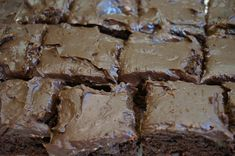 Secret Ingredient Chocolate Fudge Cake - This version of cola cake is different because it uses brown sugar instead of white sugar in the cake which makes the cake a little more moist. Chocolate Fudge Cake, Chocolate Recipes, Cola Cake, Best Brownies, Brownie Bar, Food Cakes, Oreo, Foodies, Cake Recipes