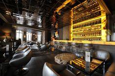 l'arc restaurant bar paris