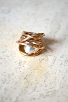 AP Filifusi ring by monica castiglioni