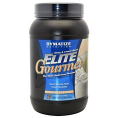 Elite Gourmet, French Vanilla 2 lbs by Dymatize (Pack of 2) ** Find out more details by clicking the image : Weight loss Shakes and Powders