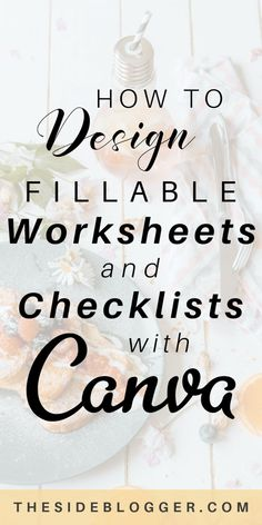 How to design worksheets, checklists and workbooks in Canva that you can use as email opt-in incentive/freebie, create your own printables Web Design, Website Design, Graphic Design Tips, Website Ideas, Blog Design, Print Design, Digital Marketing Strategy, Content Marketing, Business Marketing