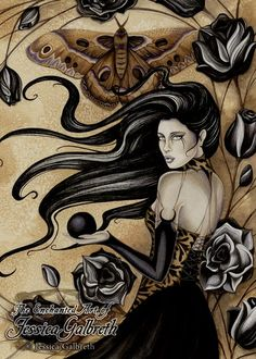 Gothic Rose by Jessica Galbreth