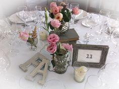 Las #flores de #MasVidrier #decoracion #bodas #Barcelona #wedding