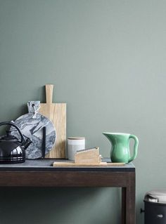 Gorgeous green for Magasin - via Coco Lapine Design.