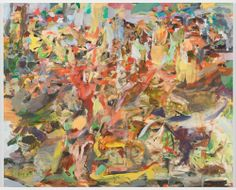 Cecily Brown, There is a Land of Pure Delight, 2011