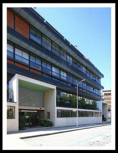 Immeuble Clarté (maison de verre) [1931-32]- Genève