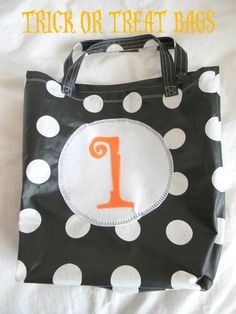 DIY Trick or Treat Bags   Inspired By Family Magazine