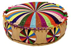 Mandala pouf Kare Design