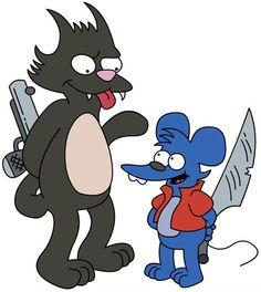 The Simpsons│ Los Simpson - - - - - - Simpsons Drawings, Cartoon Drawings, Cartoon Art, Cartoon Illustrations, Simpsons Funny, Simpsons Art, Cartoon Network, Famous Cartoons, 90s Cartoons