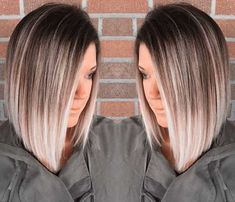OMBRE COLORED SHORT HAIRSTYLES YOU MUST-SEE - Styles Art
