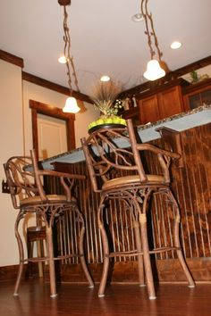 Wild West Terrace Level By Lakota Cove Features Wagon