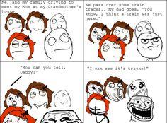 Tracks Joke