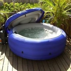 An inflatable hot tub really is one of the best hot tubs you can get today, especially when you consider the price you will pay for an inflatable...
