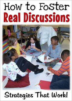 Do your students know how to have a REAL conversation in which they listen to others and connect their ideas? This post has some concrete strategies you can teach your kids to make that happen! Upper Elementary Resources, Elementary School Counseling, Elementary Teaching, Elementary Schools, Teaching Social Studies, Teaching Kids, Teaching Resources, School Resources, Classroom Resources