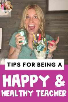 Tips for teachers on how to make your school year happier, to stay healthier, and overall love your job as a teacher more. Use these tips to make your school year a little less stressful and a little more fun. Listen To Reading, Guided Reading, Third Grade Reading, Spelling Activities, Reading Centers, Classroom Community, Classroom Environment, Teacher Hacks, Upper Elementary