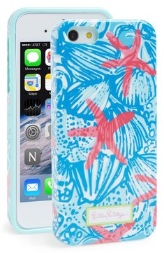 Cute lilly pulitzer iphone case for a nautical pop