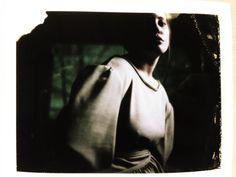 "mashaandrianova: "" Polaroids on the set yesterday. Thank you @margaux.duroux 🌼 #mashaandrianova #MotherRussia #sewing #texture"