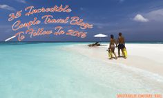 See us on this list!  35 Incredible Couple Travel Blogs To Follow In 2016