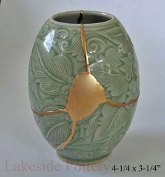 Kintsugi Pottery Art For Sale Gift Gallery | Japanese Style ...