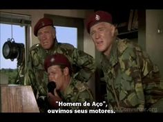 The Wild Geese Richard Burton Roger Moore Richard Harris - YouTube