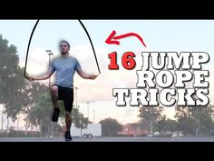 16 Jump Rope Tricks From Beginner to Advanced