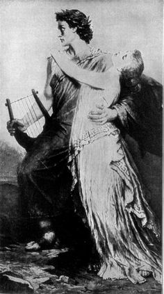 L'art magique: Orphée et Eurydice
