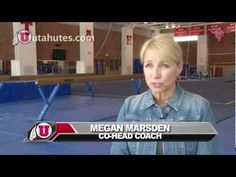 Meet the Gymnastics Captains    The Utes talk about team captains Hailee Hansen and Corrie Lothrop.