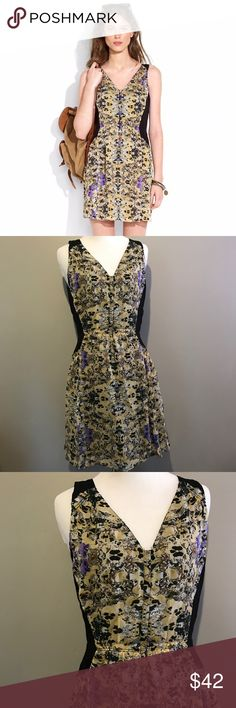 "Broadway & Broome Madewell Silk Violetta Dress Measurements: armpit to armpit: 17"" waist: 13"" length: 34"" Madewell Dresses"