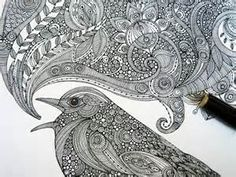 zentangle doodling - Yahoo Image Search Results