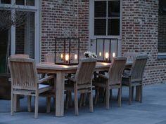 Vrijstaande vloer- of tafellamp :: Raveli Design